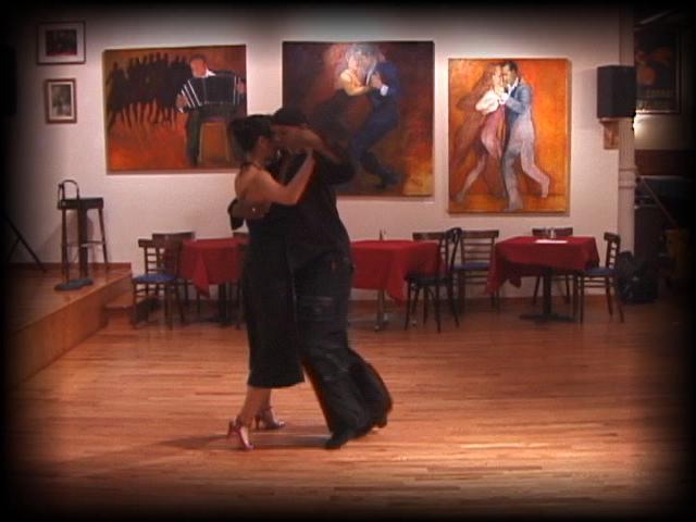 Partner s Cafe, Gay Bar, dance floor, male dancers